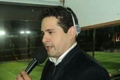 El periodista deportivo Israel Pérez fallece a causa del Covid-19