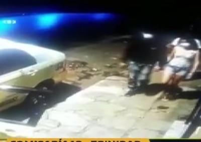 Detienen a sospechoso de asalto a taxista