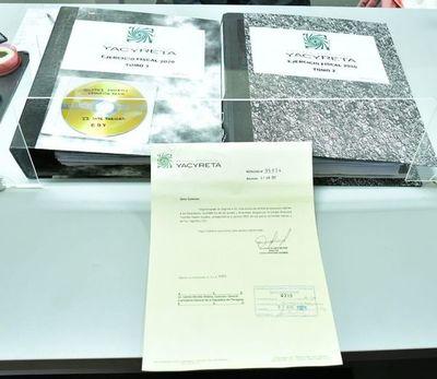 EBY cumplió requerimientos de Contraloría al remitir documentos respaldatorios de gastos sociales, afirman