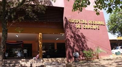 Situación crítica en Cordillera por aumento sostenido de pacientes que requieren internación