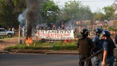 Cartistas rechazan intención de despenalizar invasión de tierras