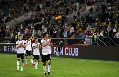 Alemania arrolla a Letonia en su último ensayo antes de la Eurocopa