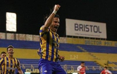 Guillermo Beltrán no sigue en Sportivo Luqueño