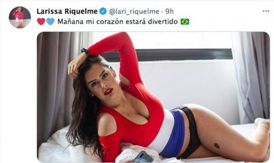 Crónica / Jeyma Lari la pifió y de todo le dijeron