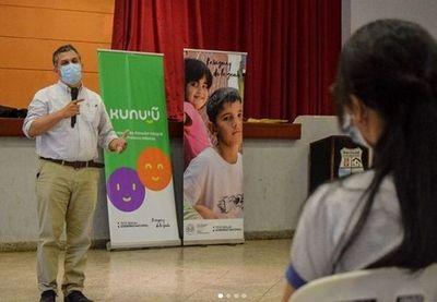 Presentan campaña educativa para mejorar crianza de la primera infancia en Paraguay