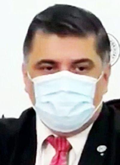 Salud ya no tiene recursos, dice Borba
