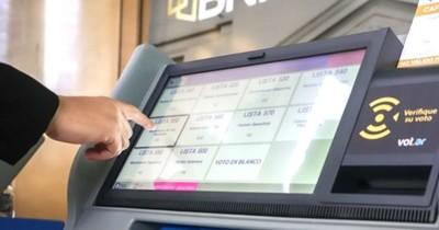 La Nación / Distribuyen 3.000 máquinas de votos para capacitaciones