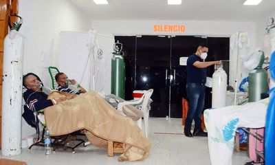 Salud advierte que se llega al límite de capacidad en lechos de internación