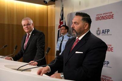 Más de 800 detenidos en un operativo internacional contra el narcotráfico