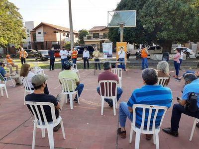 Defensa Costera de Pilar: socializan con ciudadanía las obras de desagüe pluvial