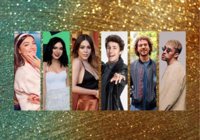 Destacan influencers, tiktokers y artistas en la lista de Premios MTV MIAW 2021