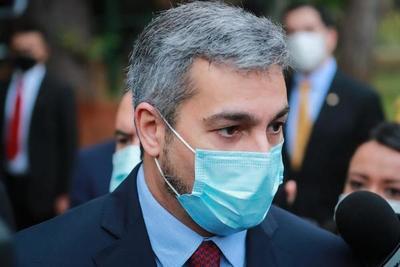 Mario Abdo Benítez se expone a cinco años de prisión por lesión de confianza