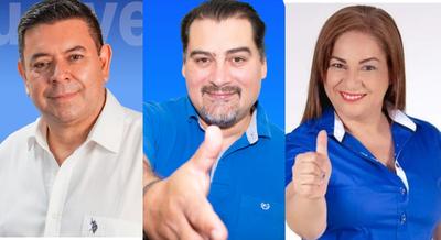 El PLRA tiene tres precandidato a intendente en Ciudad del Este