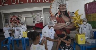 La Nación / Brasil espera un tercer embate del coronavirus en junio