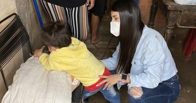 La Nación / Hackean y roban a madre que pedía donación de oxígeno para su hijo