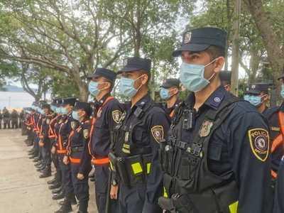 Gobierno ordena mayor presencia policial en las calles