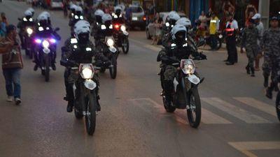 Ejecutivo dispone mayor presencia policial en las calles