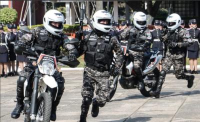 Para frenar la delincuencias: Ejecutivo ordena mayor presencia policial en las calles