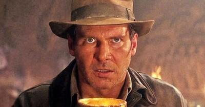 Revelan las primeras fotos de Harrison Ford como Indiana Jones a sus 78 años