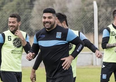 Ortigoza retorna a San Lorenzo para cerrar su carrera