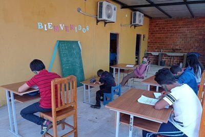 Centros Comunitarios del Programa Abrazo reanundaron sus actividades