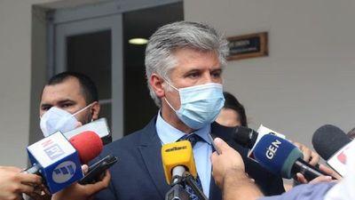 Arnaldo Giuzzio dice que situación de inseguridad no se puede negar