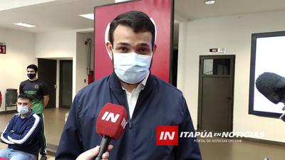 ANTE CRÍTICA SITUACIÓN DEL HOSPITAL RESPIRATORIO, RENUNCIA EL DIRECTOR INTERINO.