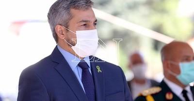 La Nación / Ley de autoblindaje: para Abdo no debe aplicarse la mayoría simple
