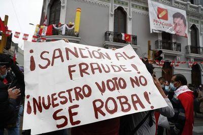 Transparencia: No hay fraude en Perú, solo casos aislados a ser investigados