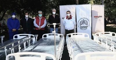 La Nación / Criadores de Brangus suman aporte para potenciar atención a pacientes con COVID-19