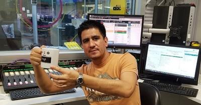 La Nación / Más luto en el periodismo: fallece Martin Ariel, de 730 AM