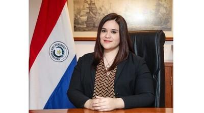 Designan a Ana Raquel Osorio Alcaraz como directora de Política de Endeudamiento de Hacienda