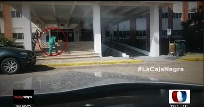 """La Nación / Médico de Clínicas admitió tácitamente hecho de """"planillerismo"""""""