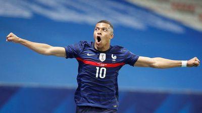 """Kylian Mbappé es el mejor jugador de la Eurocopa"""