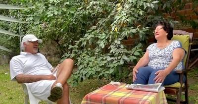 La Nación / Viral: campaña de concientización en guaraní protagonizado por doña Úrsula y el Dr. Filártiga