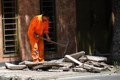 La construcción en Argentina crece un 321,3 % interanual en abril