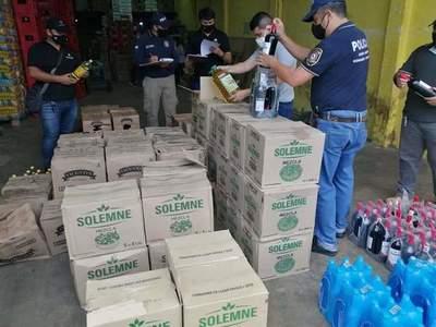 Fiscales incautaron más de 1000 litros de aceite de cocina y otros productos que habrían ingresado de Contrabando – Prensa 5