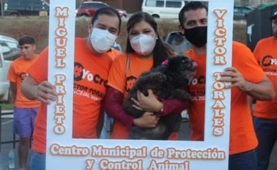 Exitoso lanzamiento del proyecto Centro Municipal de Protección Animal