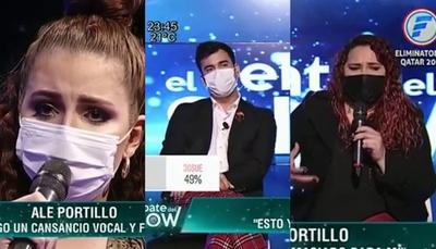 Fuerte discusión entre Ale Portillo, Gabi Cañete y Sebas Rodríguez
