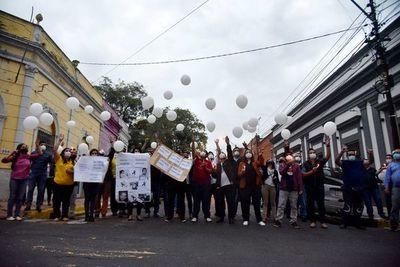 Grupo ABC se manifesta por pérdida de más de 10.000 vidas e inacción del Gobierno