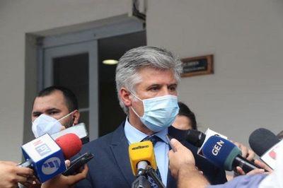 Giuzzio dice que situación de inseguridad no se puede negar