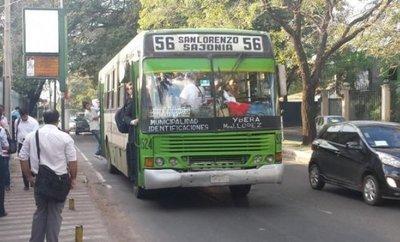 Anuncian paro de transportes de pasajeros