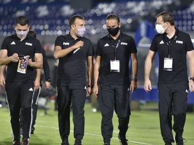 Paraguay y un historial parejo con Patricio Loustau de árbitro
