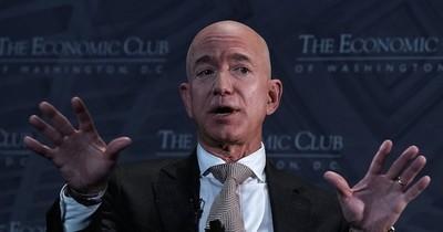 La Nación / Varios millonarios, entre ellos Bezos y Musk, se libraron de impuesto a la renta en EEUU
