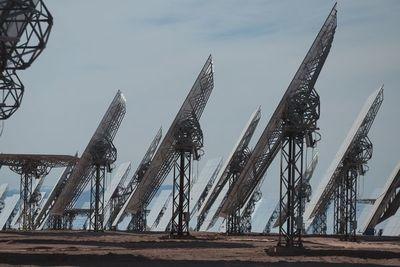 Chile inaugura la primera planta de energía termosolar de América Latina