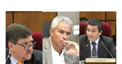 La Nación / Manejan 13 votos para Llano, Lanzoni o Zavala