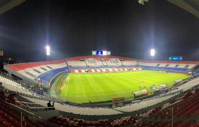 Arrancó Paraguay vs. Brasil: vibrá con la Albirroja por el Trece