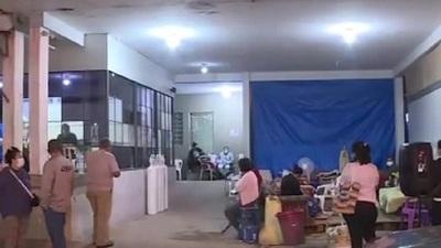Llegan donaciones al Hospital de Barrio Obrero
