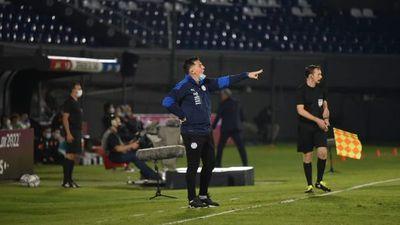 Eduardo Berizzo destaca la rebeldía del equipo