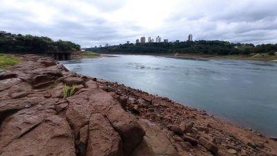 Bajante del río afectará generación de energía, pero no el suministro